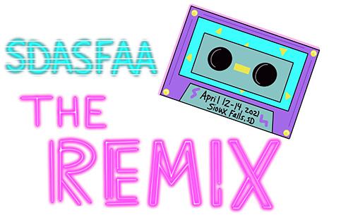 SDASFAA conference logo